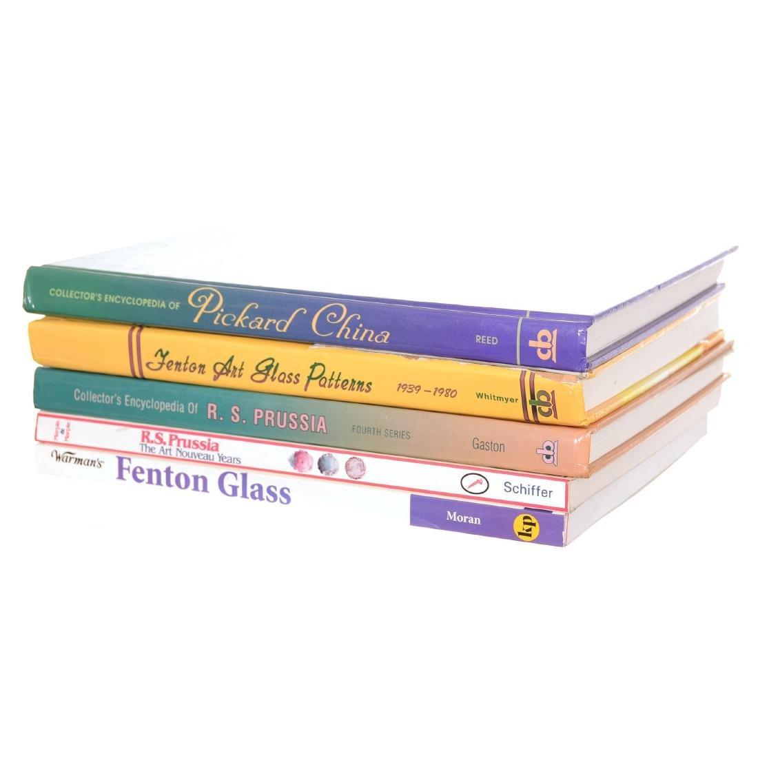(5) Books
