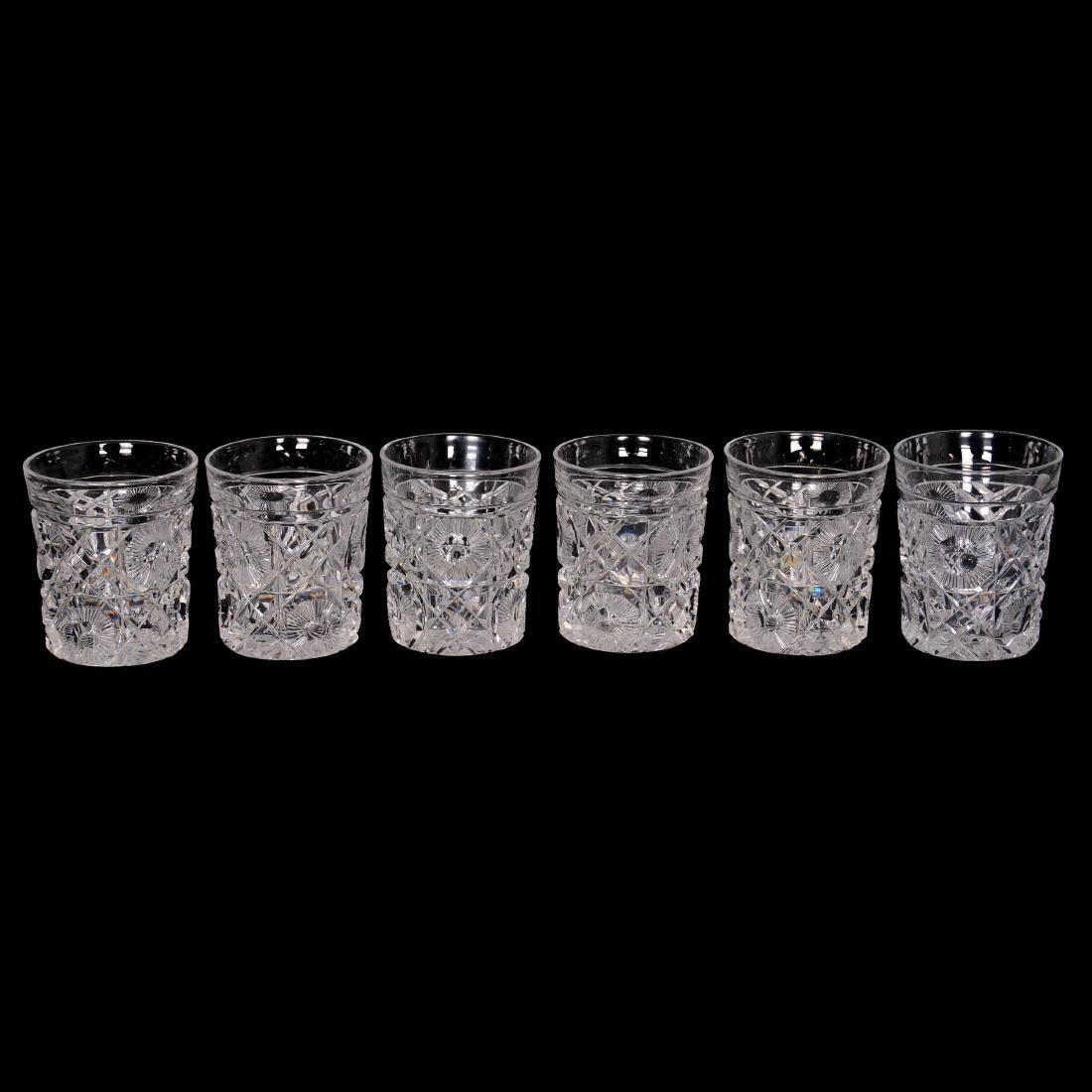 (6) Whiskey Glasses - ABCG