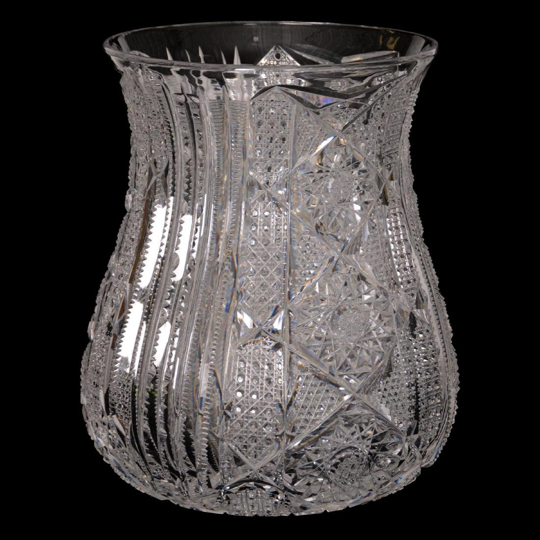 Large Corset Shaped Vase - ABCG