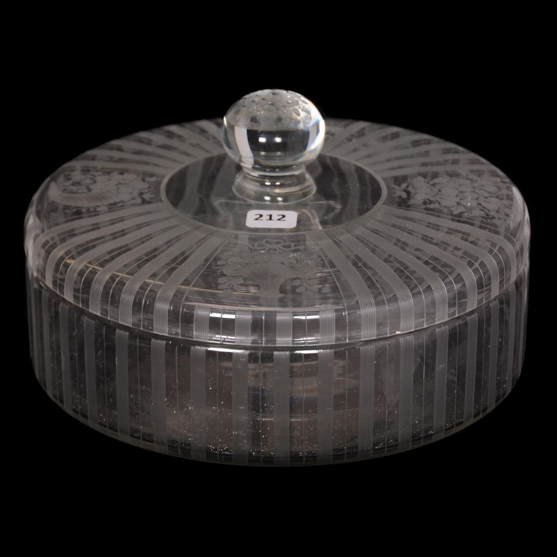 Round Covered Box - ABCG