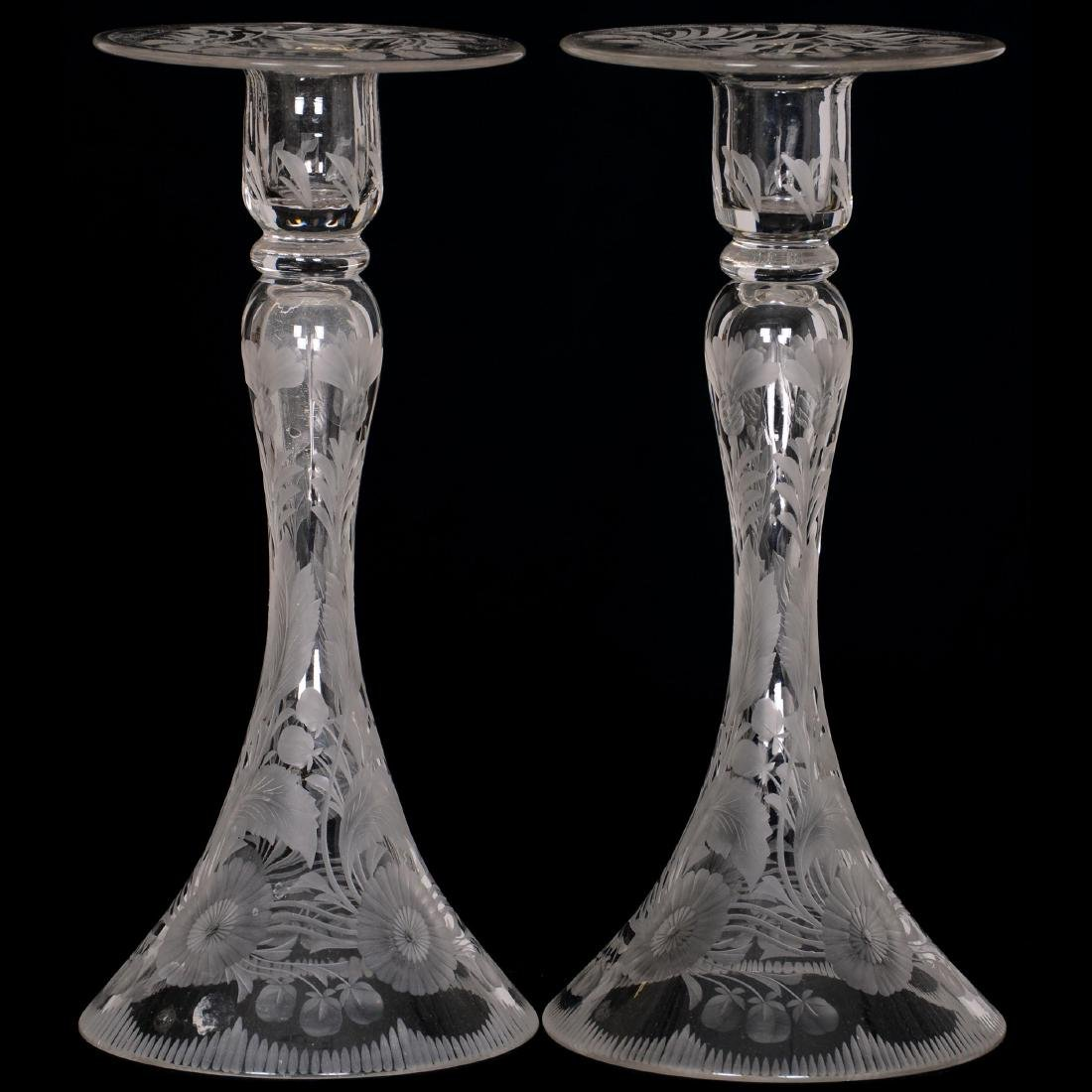 Pair Reversible Candle Holders - ABCG