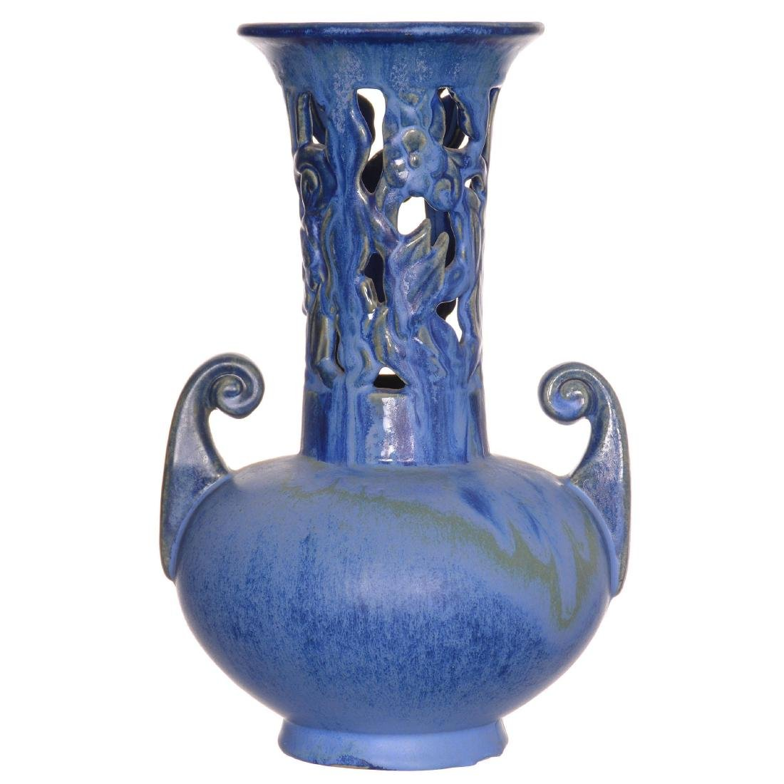 Fulper Art Pottery Vase