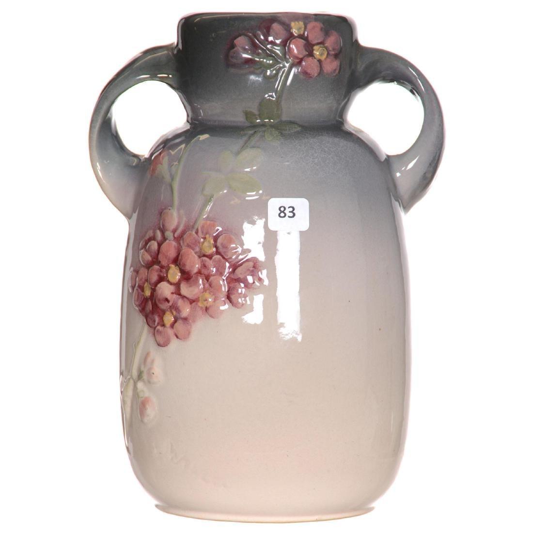 Weller Etna Art Pottery Vase