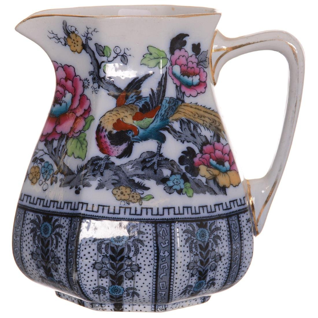 Polychromatic Flow Blue Pitcher