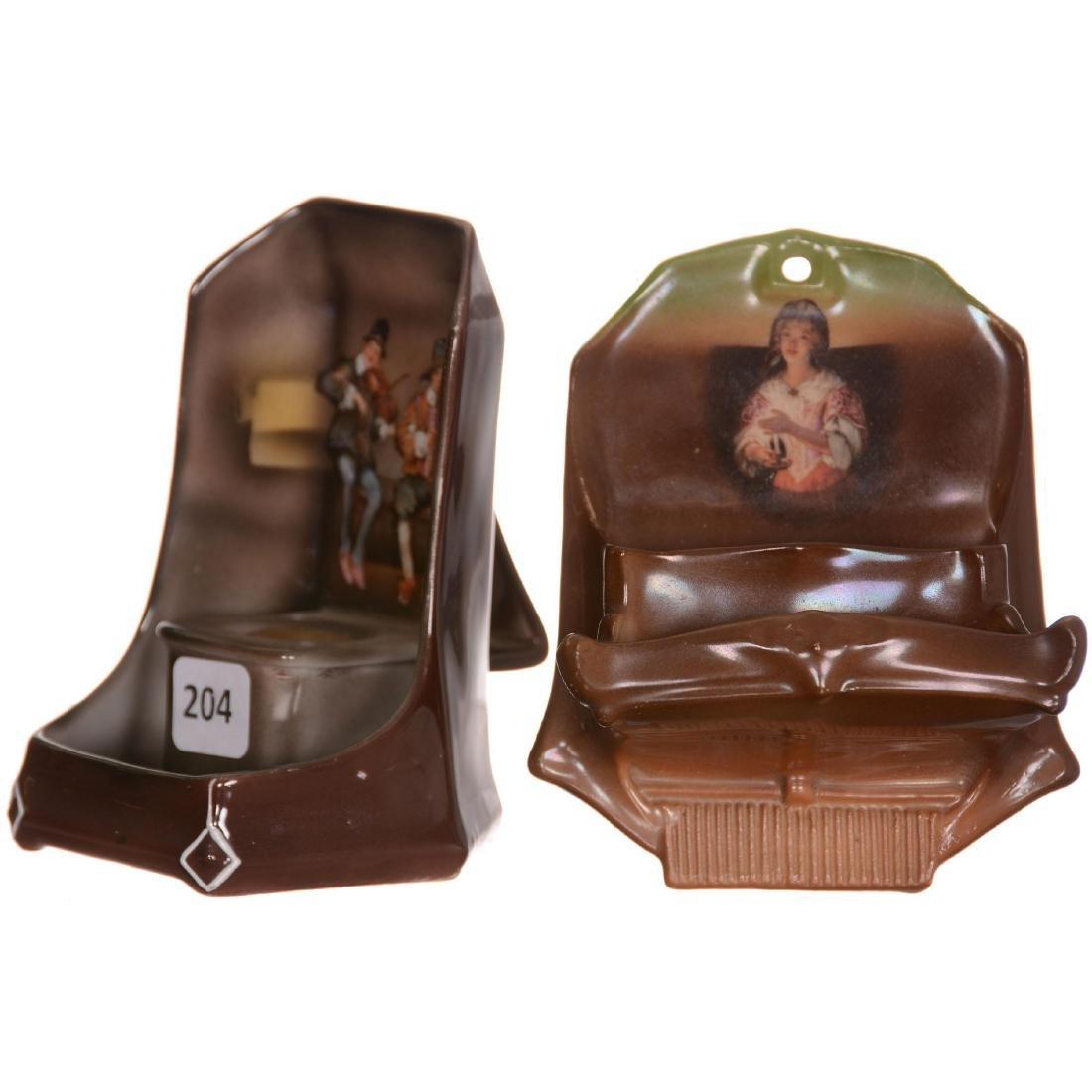 (2) Royal Bayreuth Items