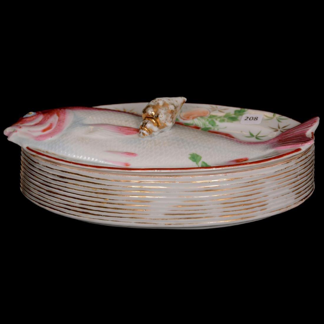 Early Fish Casserole Dish