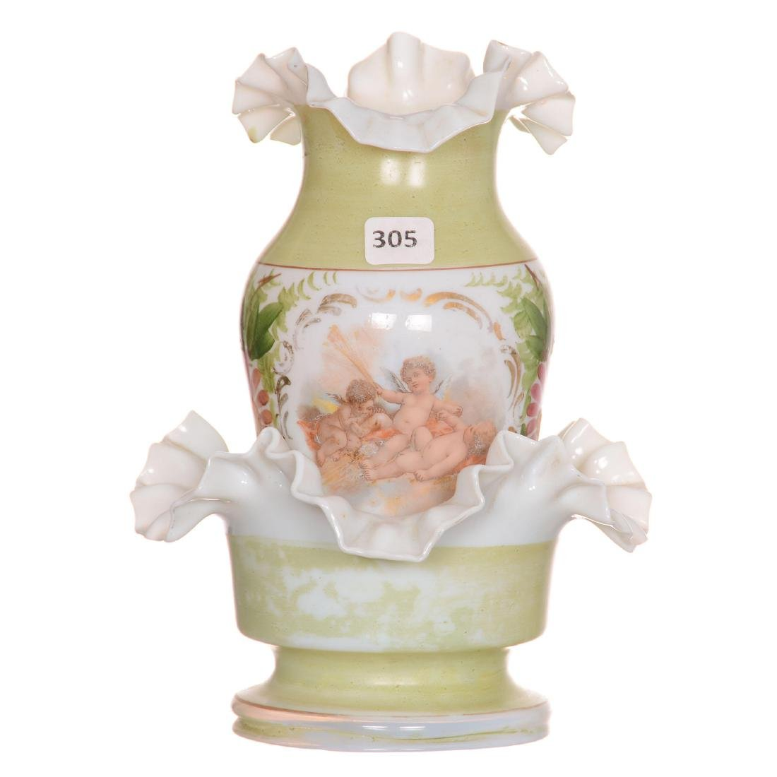 Art Glass Fairy Lamp