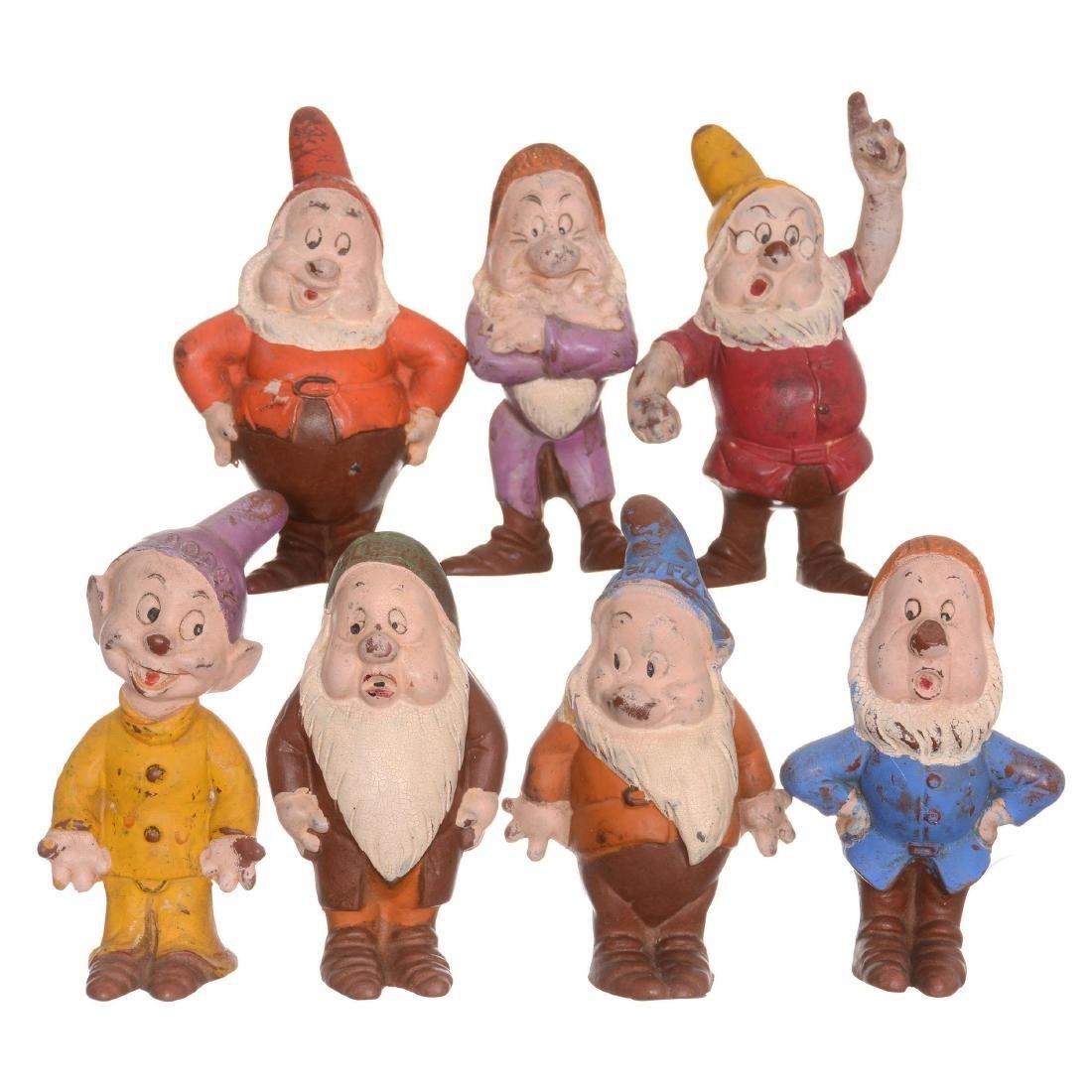(7) Walt Disney Dwarfs