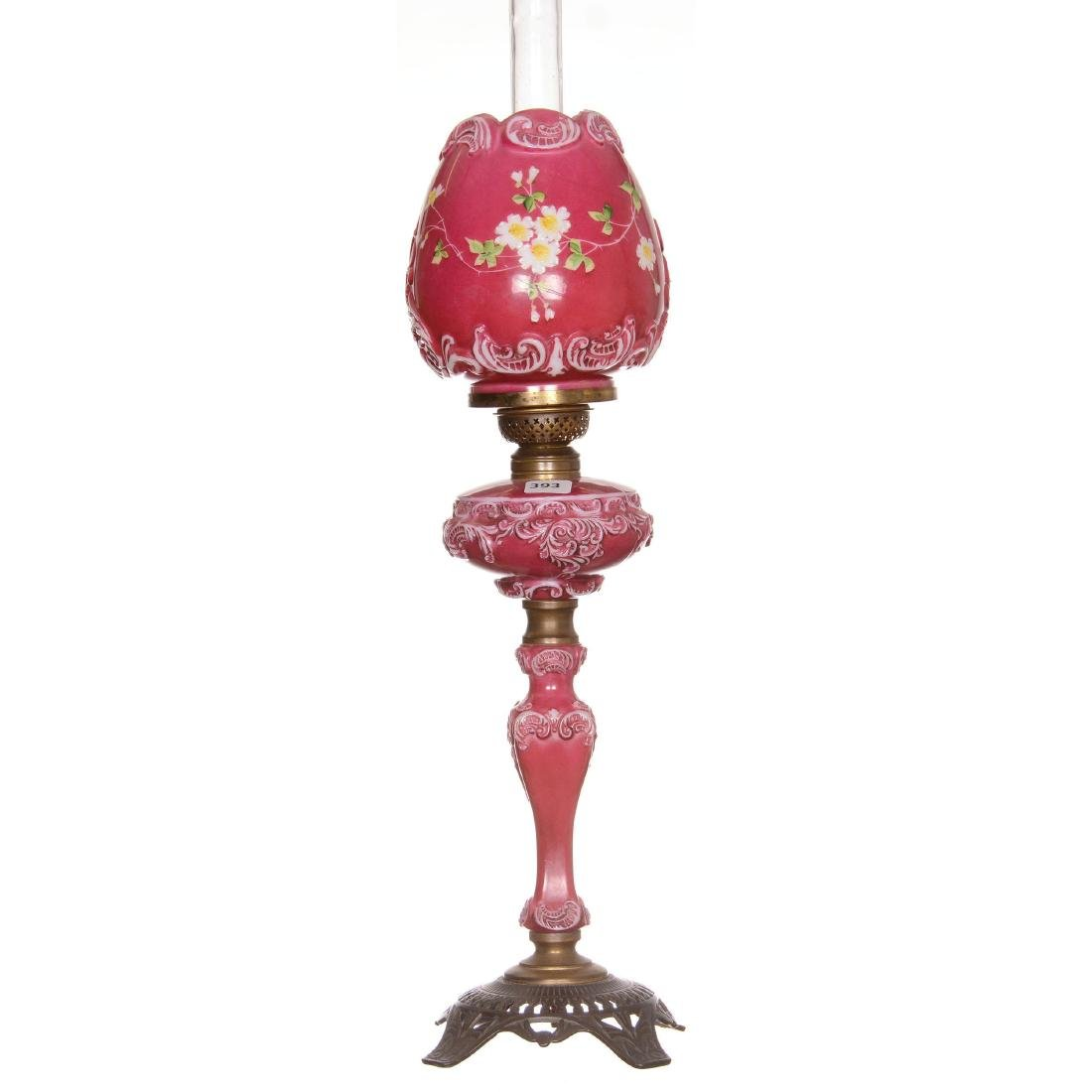 Miniature Banquet Lamp