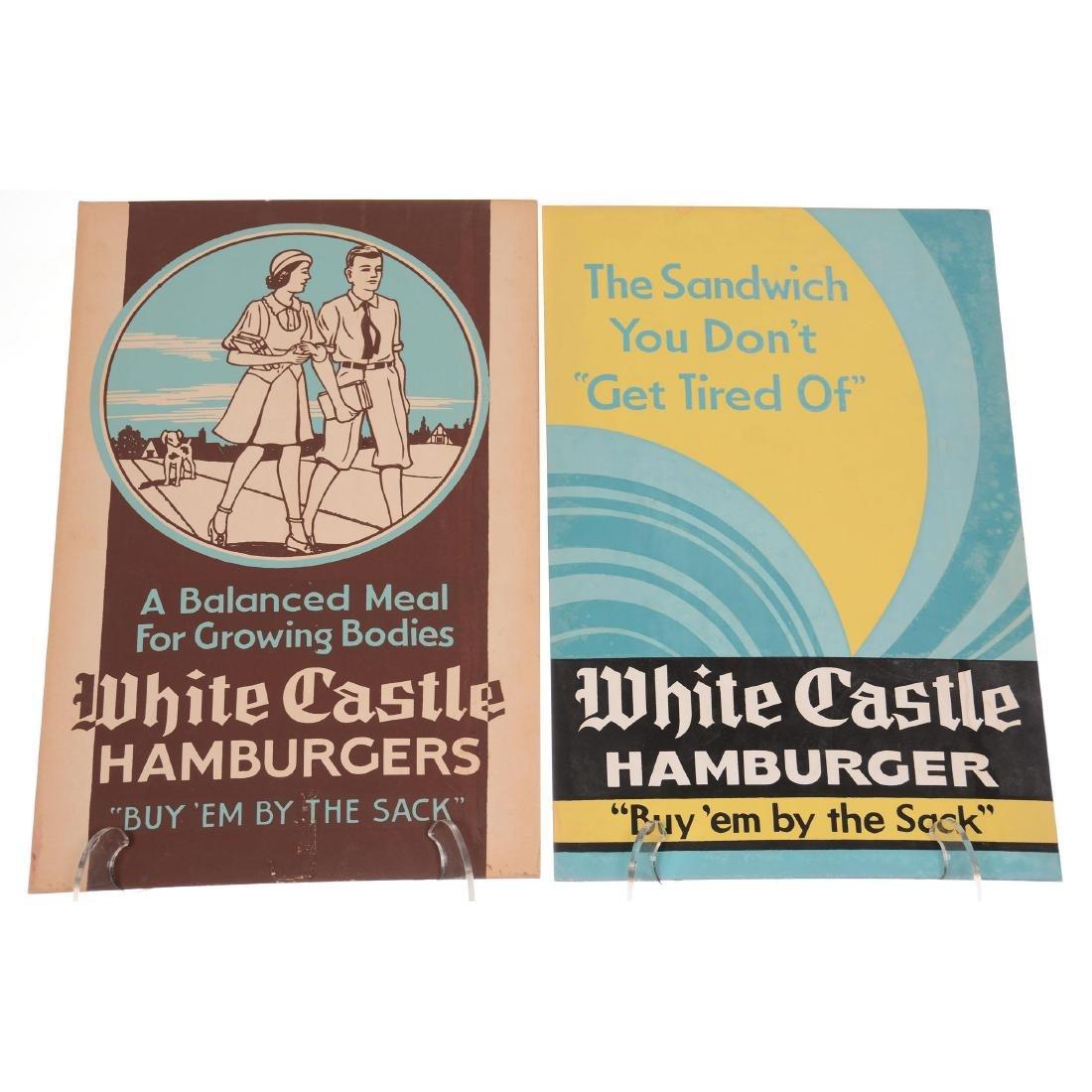 (6) Vintage Advertising Posters