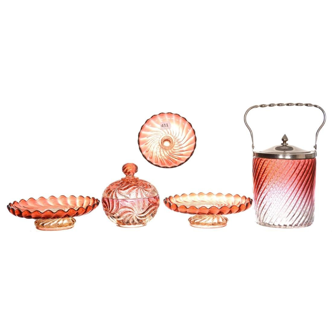 (5) Baccarat Swirl Items