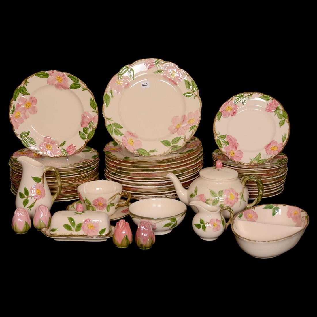 Franciscan Desert Rose Dinnerware Set