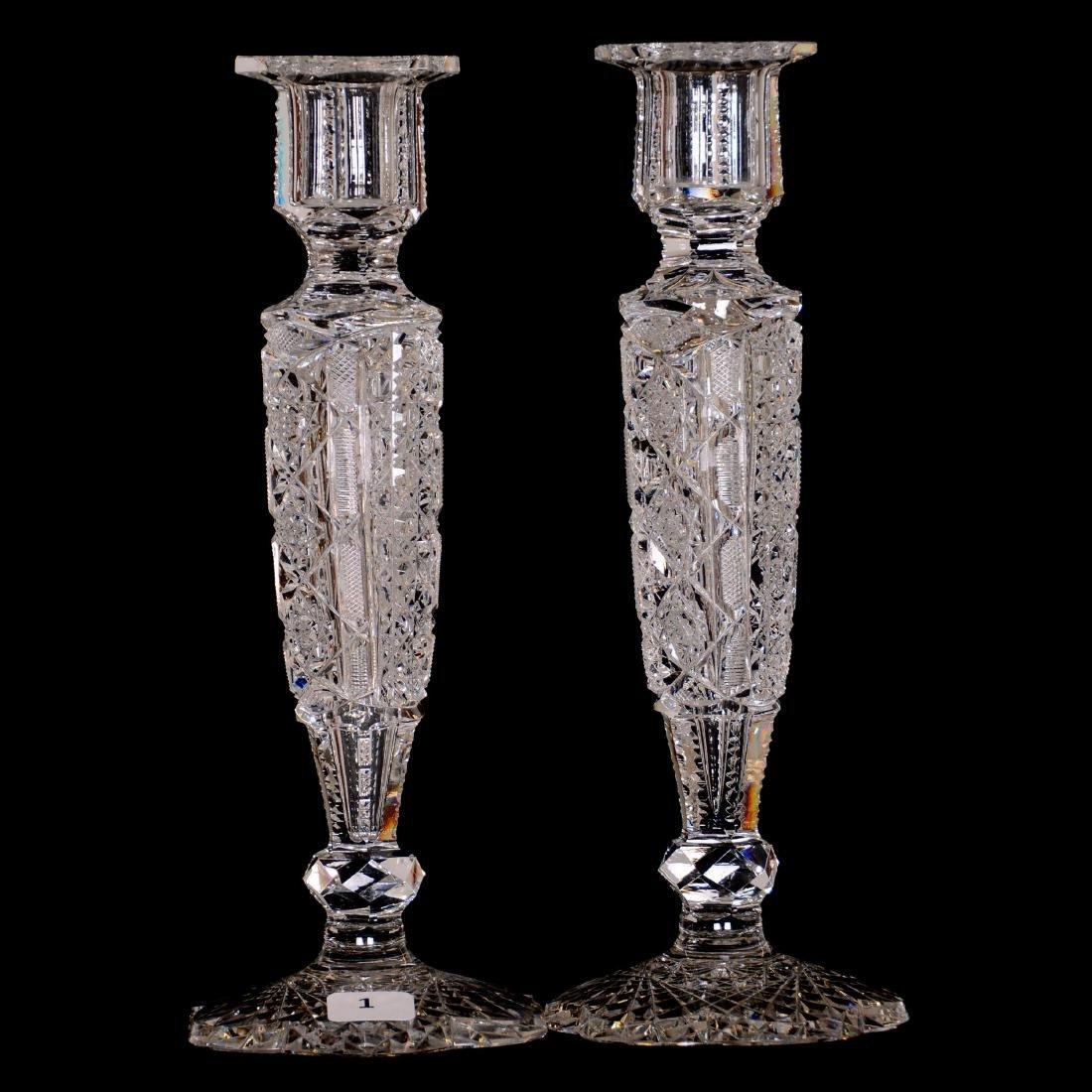 Pair Candle Holders - BPCG