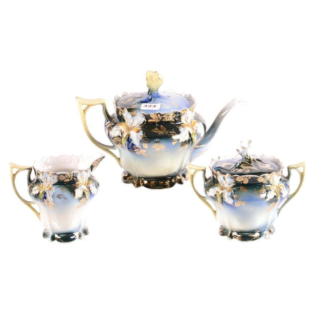 Tea Set - Unmarked - 2