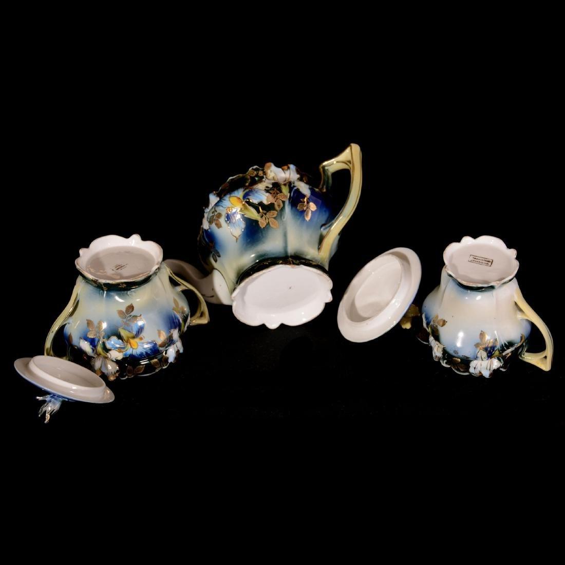 Tea Set - Unmarked - 3