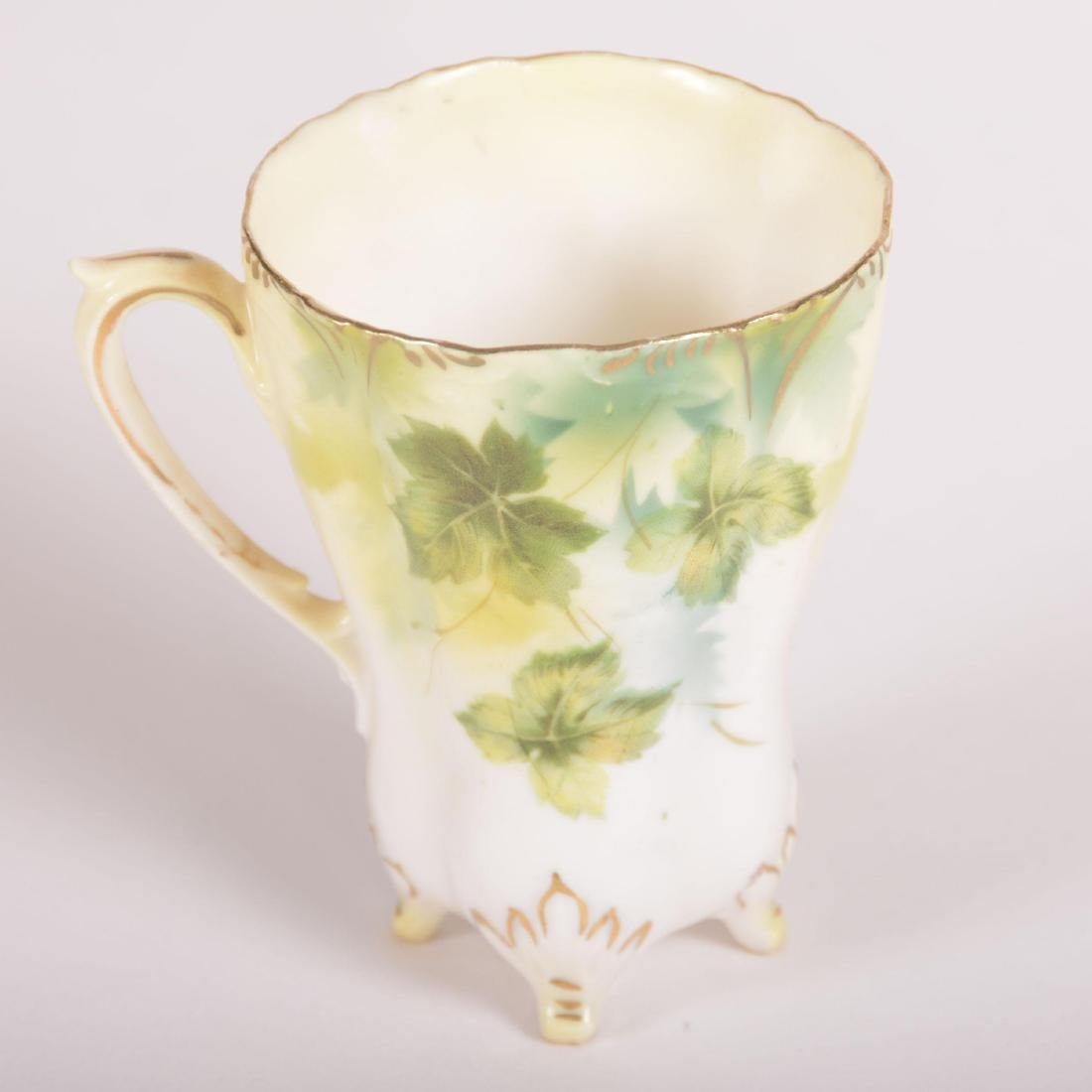 """Chocolate Set - Marked R.S. Prussia - 9.75"""" Pot - 4"""