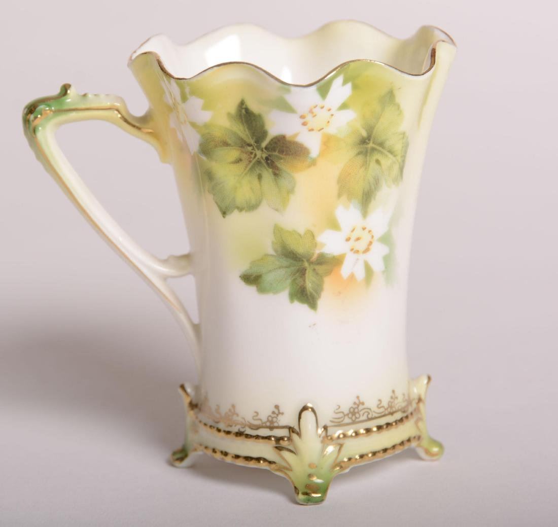 """Chocolate Set - Marked R.S. Prussia - 9.5"""" Pot - 4"""