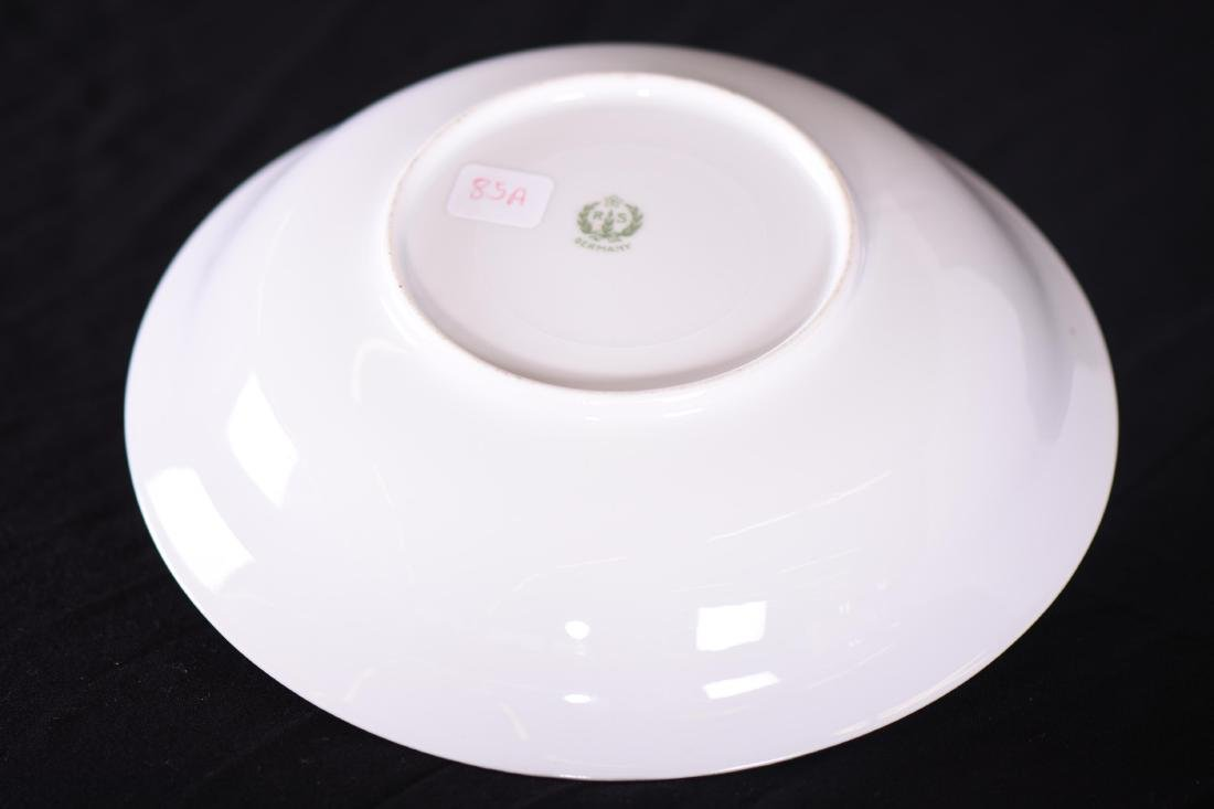 """Bowl - Marked R.S. Germany - 9"""" - 2"""