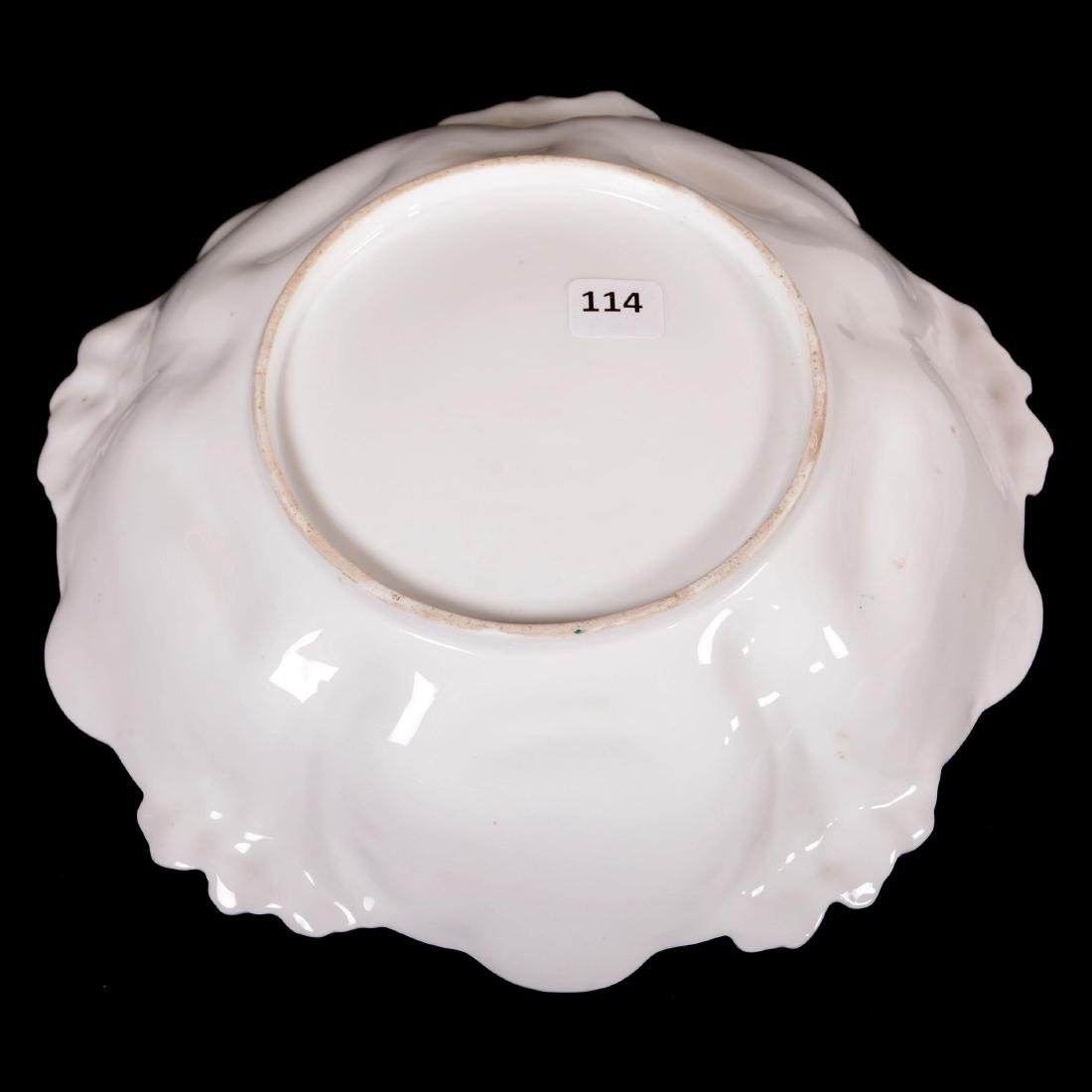 """Bowl - Unmarked Prussia - 10"""" - 2"""