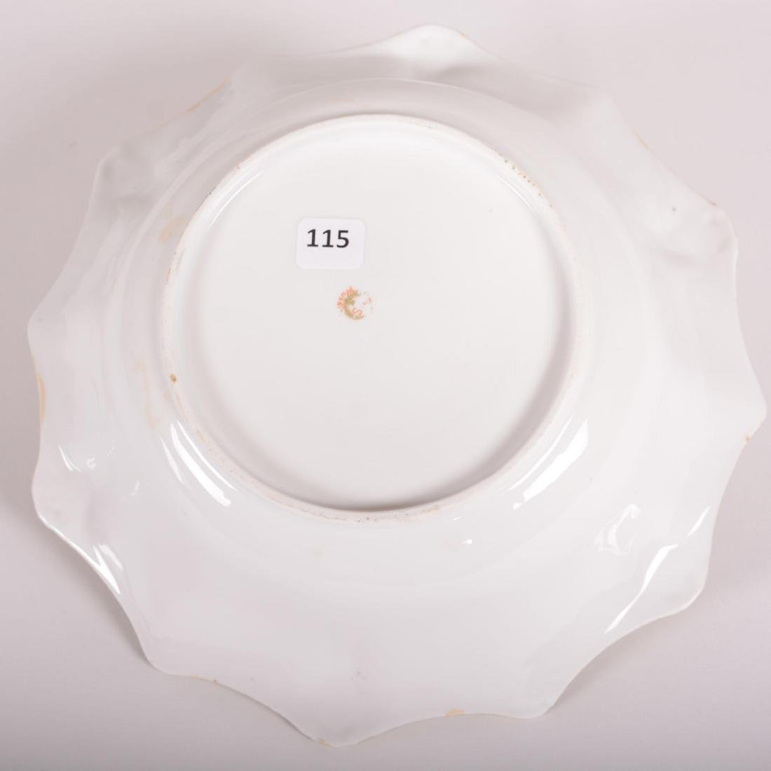 """Bowl - Marked R.S. Prussia - 10.75"""" - 2"""