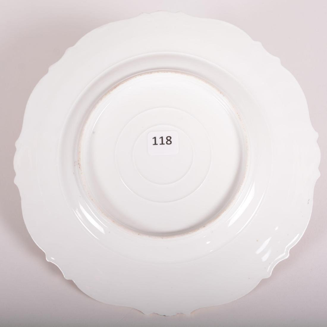 "Plate - Unmarked Prussia - 9"" - 2"
