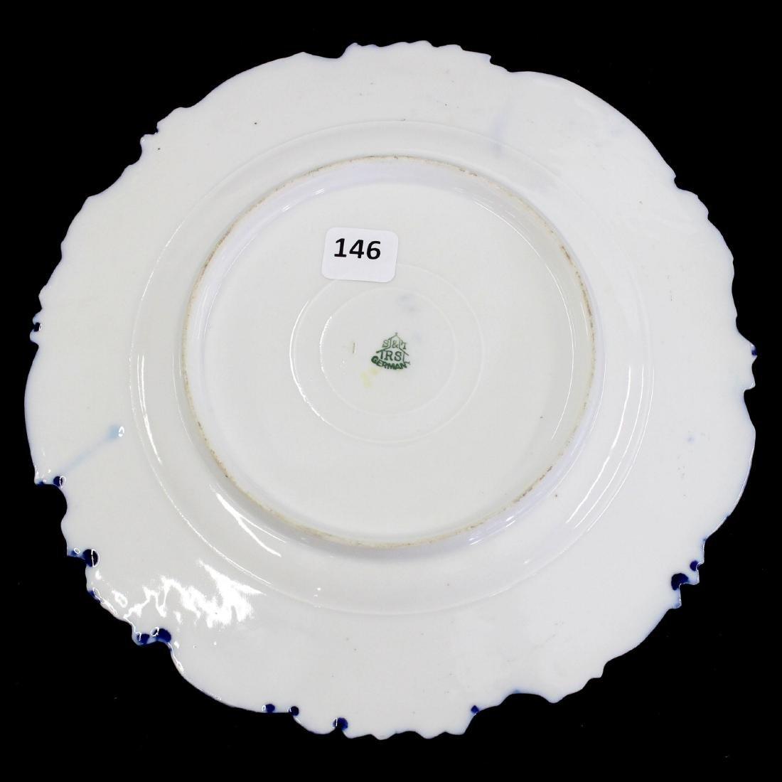 """Plate - R.S. Steeple Mark - 8.75"""" - 2"""