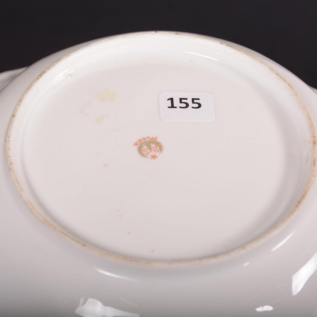 "Bowl - Marked R.S. Prussia - 9.25"" - 3"