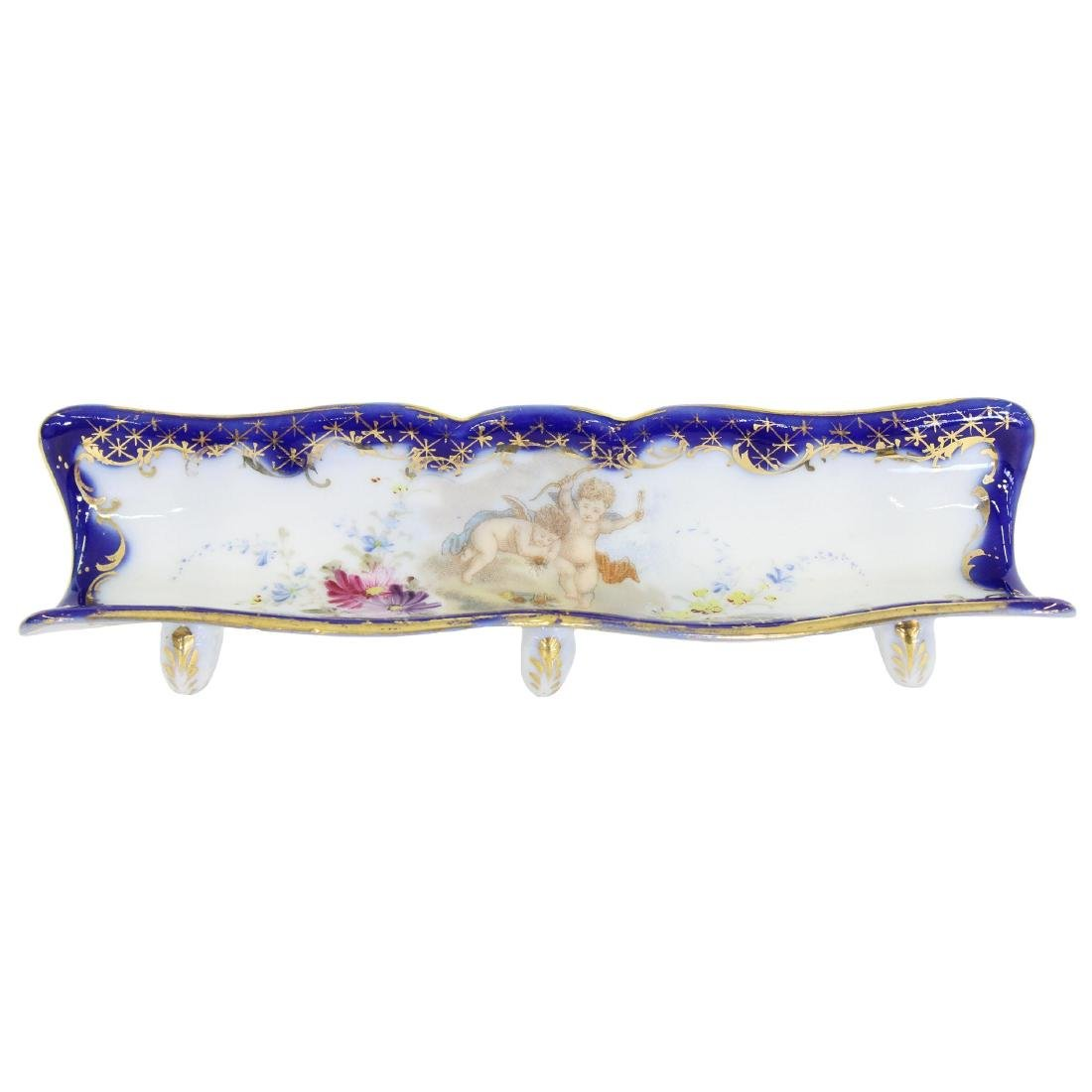 """Pin Tray - Unmarked Prussia - 1.5"""" X 6.75"""""""