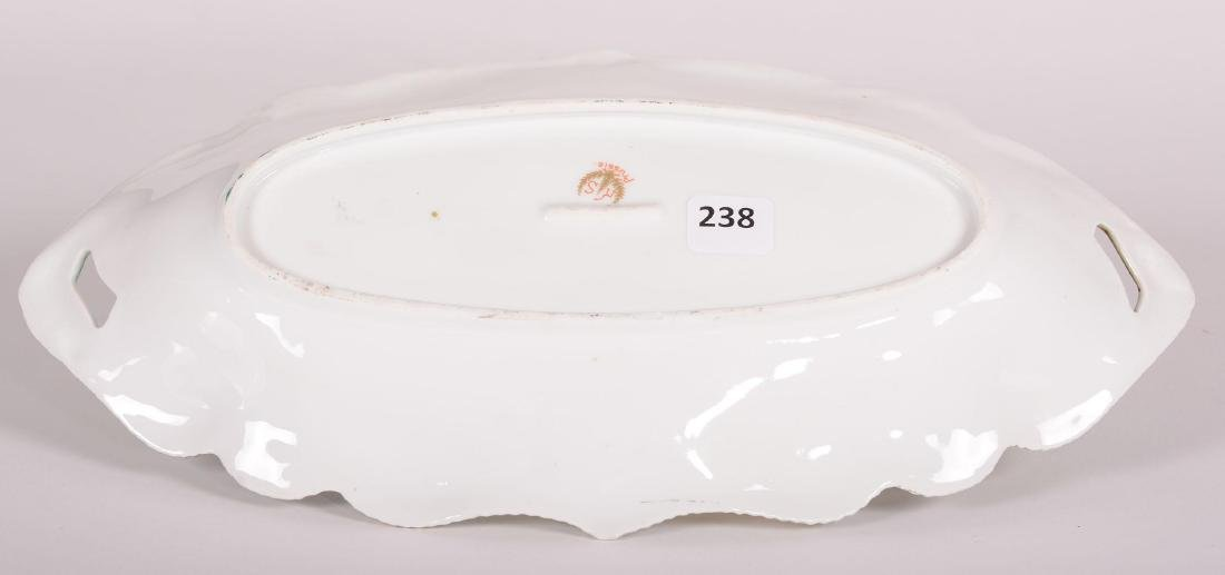 """Celery Tray - Marked R.S. Prussia - 12"""" - 2"""