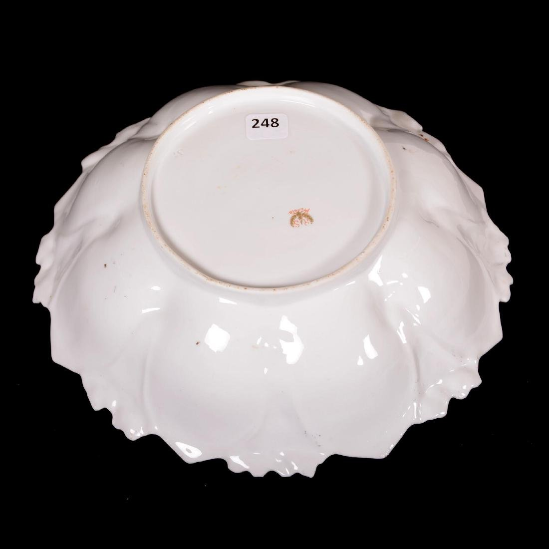 """Bowl - Marked R.S. Prussia - 10.25"""" - 2"""