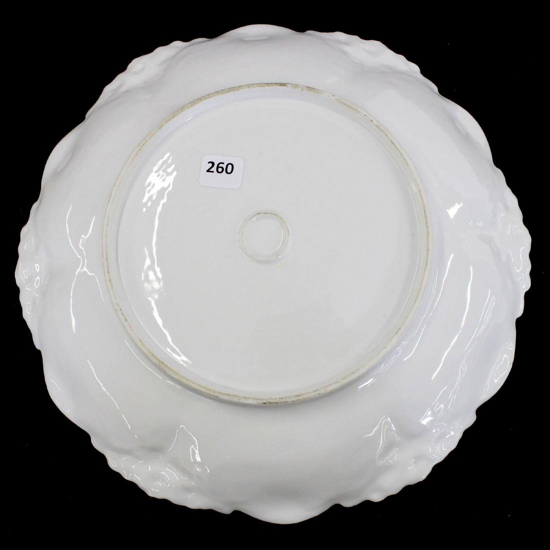 "Plate - Unmarked Prussia - 11.75"" - 2"