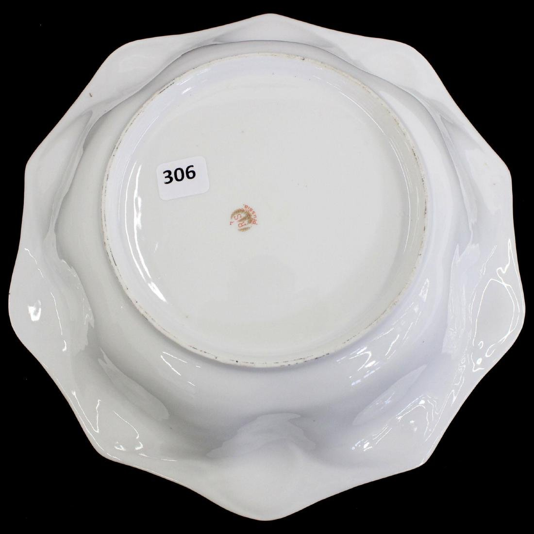 """Bowl - Marked R.S. Prussia - 11"""" - 2"""