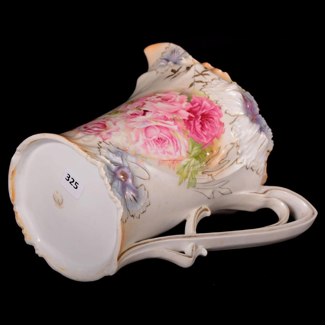 """Lemonade Pitcher - Marked R.S. Prussia - 8.75"""" - 3"""