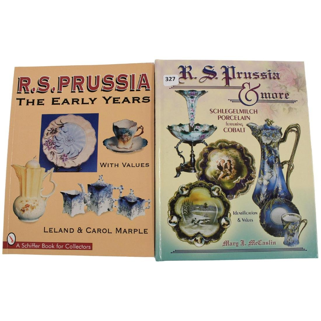 (2) Books About R.S. Prussia and Related Items