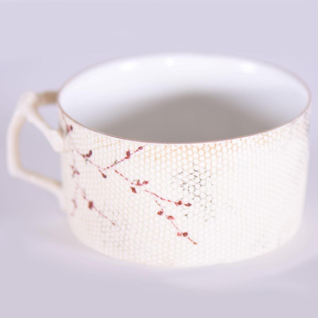 Coffee Cup - Marked E.S. Prussia - 2