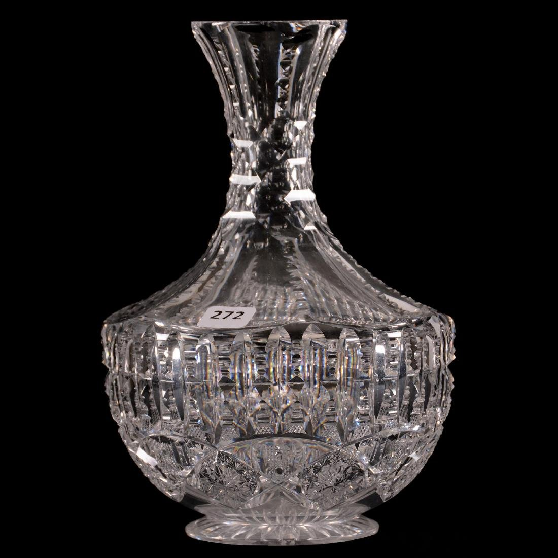 """Footed Carafe - 8.75"""" - Ellsmere by Libbey"""