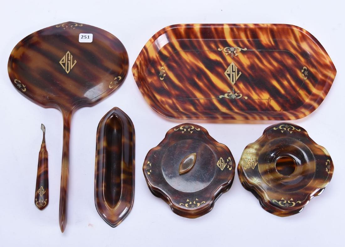 Five Piece Vanity Set - 2