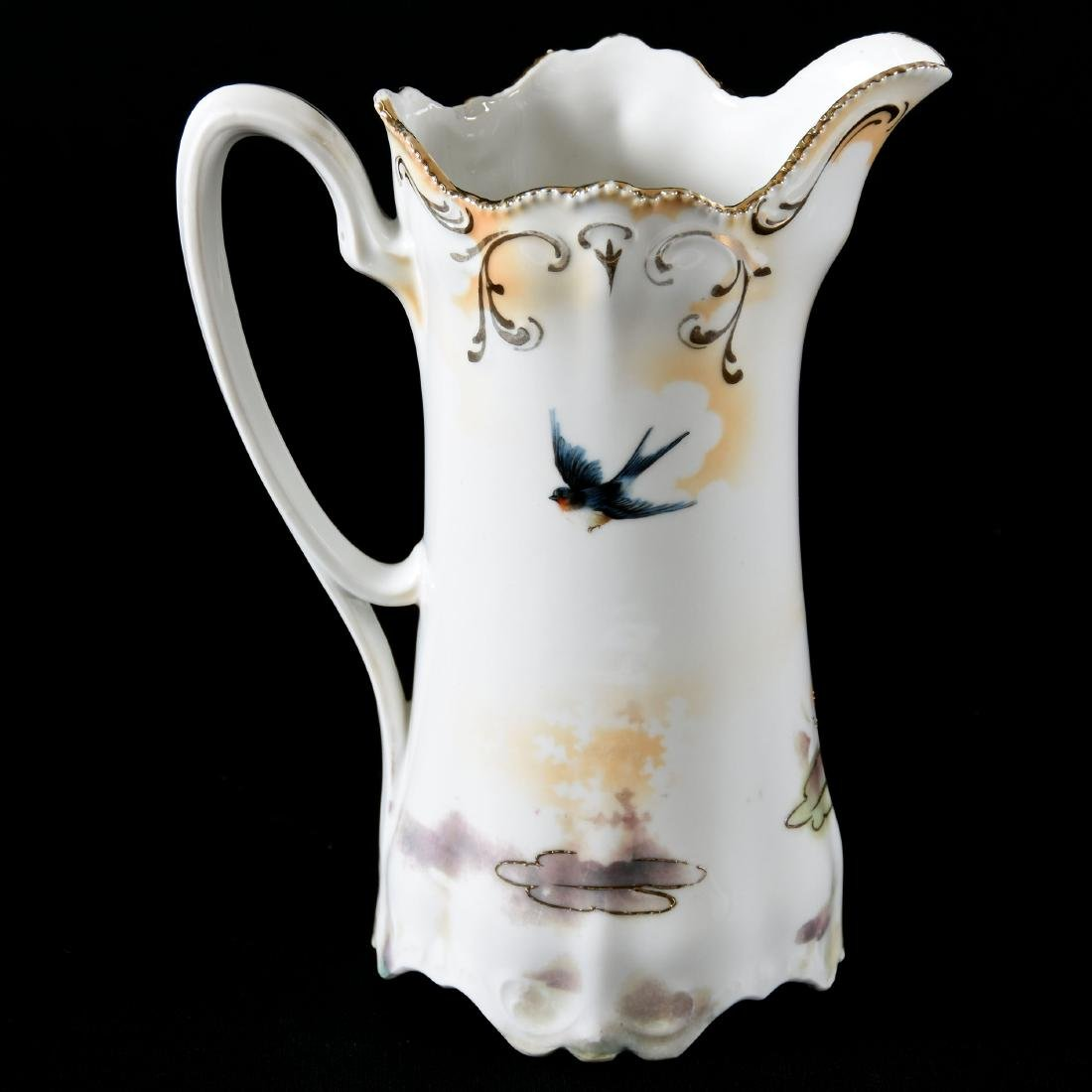 """Pitcher Marked RS Prussia 9.75"""" - 2"""