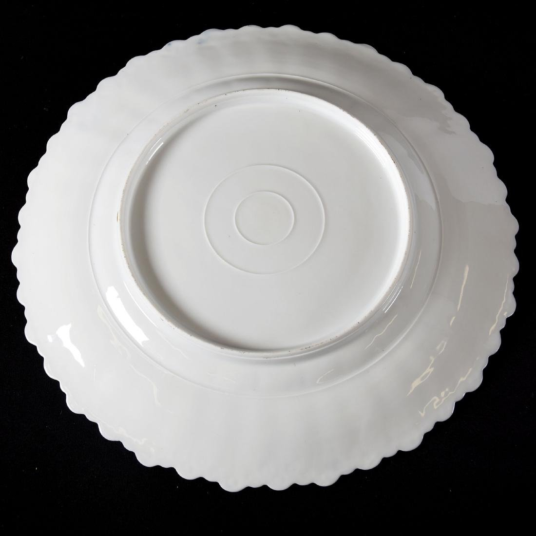 "Plate Unmarked RS Prussia 12"" - 2"