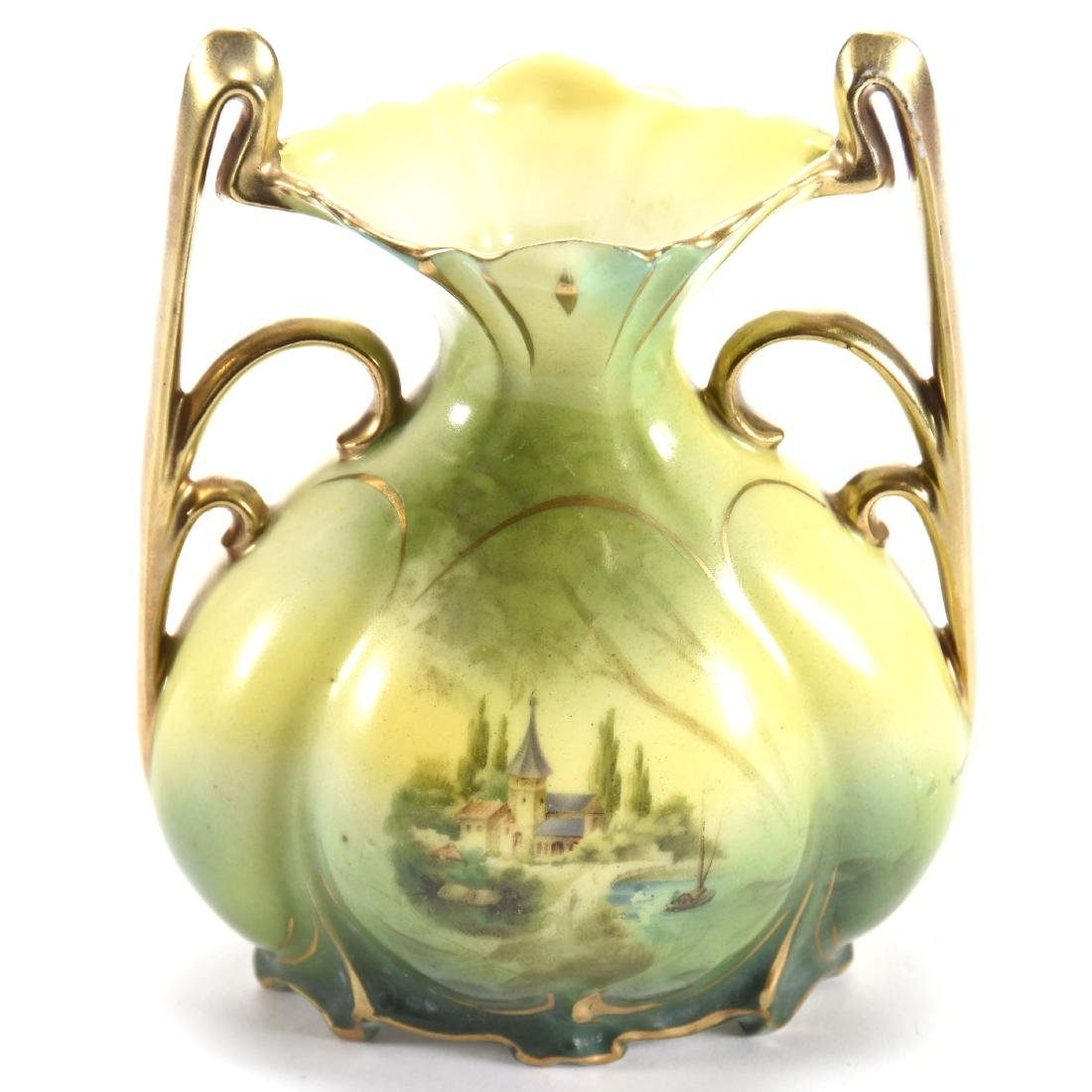 "Vase Marked Royal Vienna 5"""