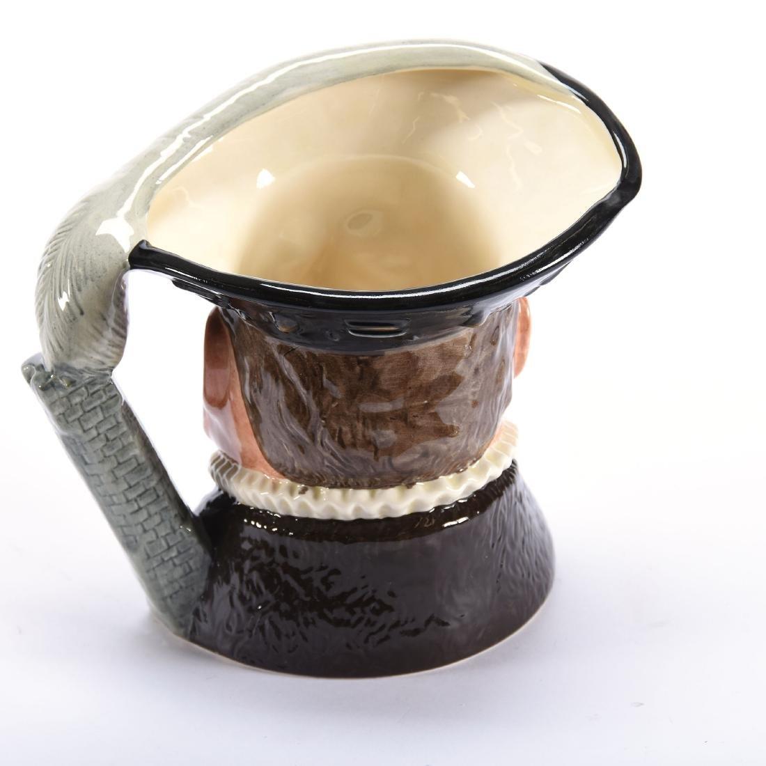 """Royal Doulton Figural Toby Mug 6.75"""" - 2"""
