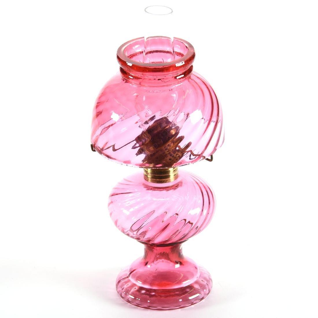 """Miniature Kerosene Lamp 8"""""""