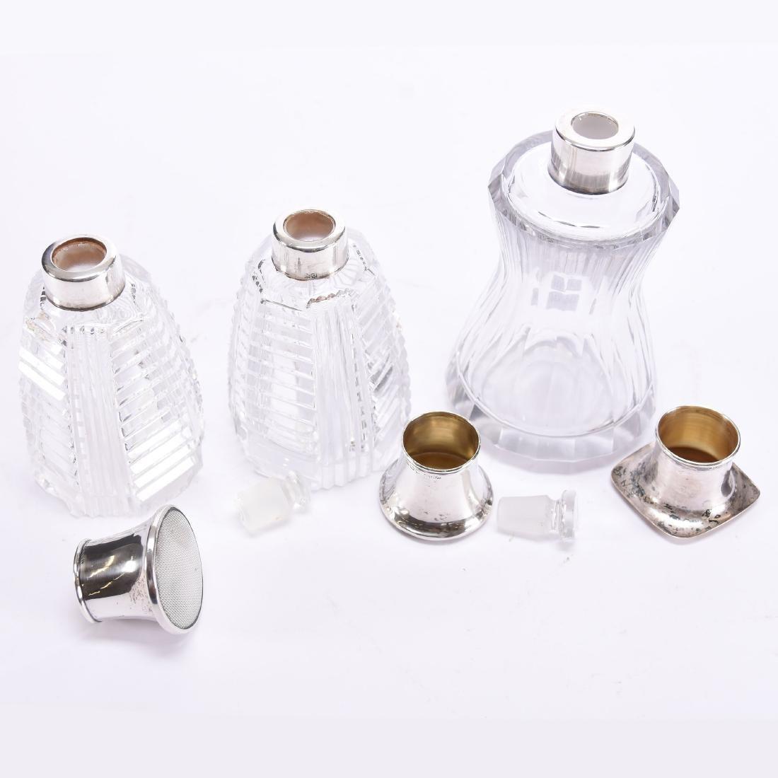 (3) Perfume Bottles - 4