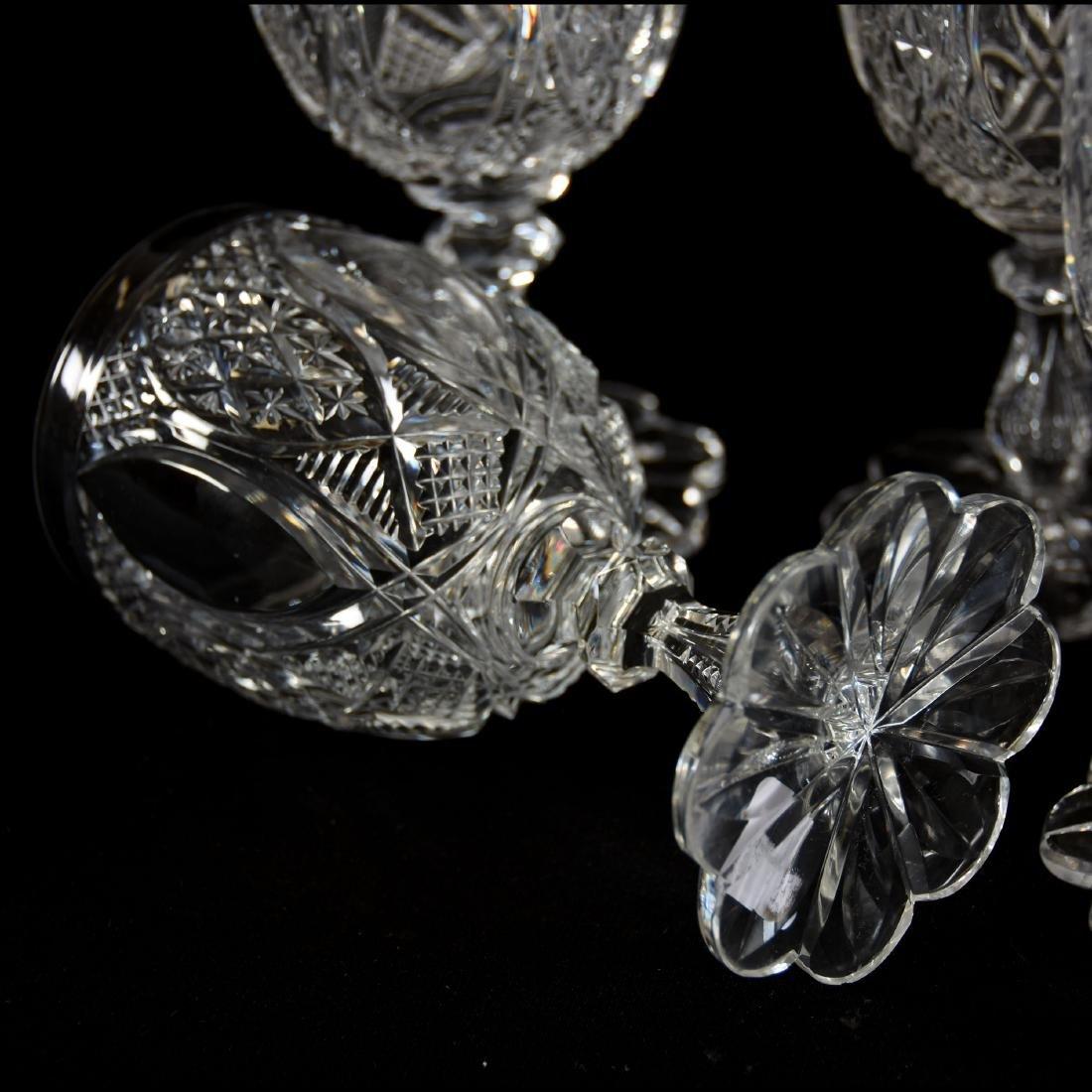 (8) Goblets, Vesica, Diamond & Star Diamond Motif - 3