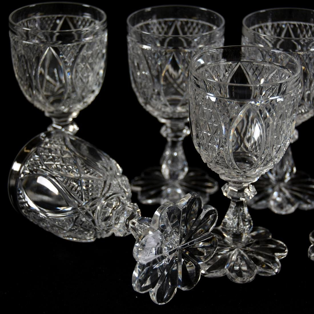 (9) Wines, Cesica, Diamond & Star Diamond Motif - 3
