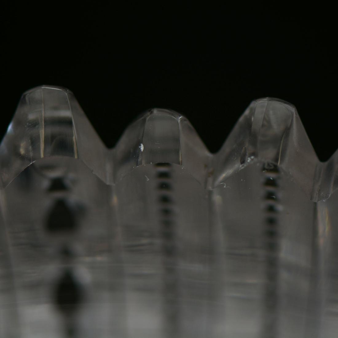 (2) Bowls, (1) Heart Pattern, (1) Prism Body - 4