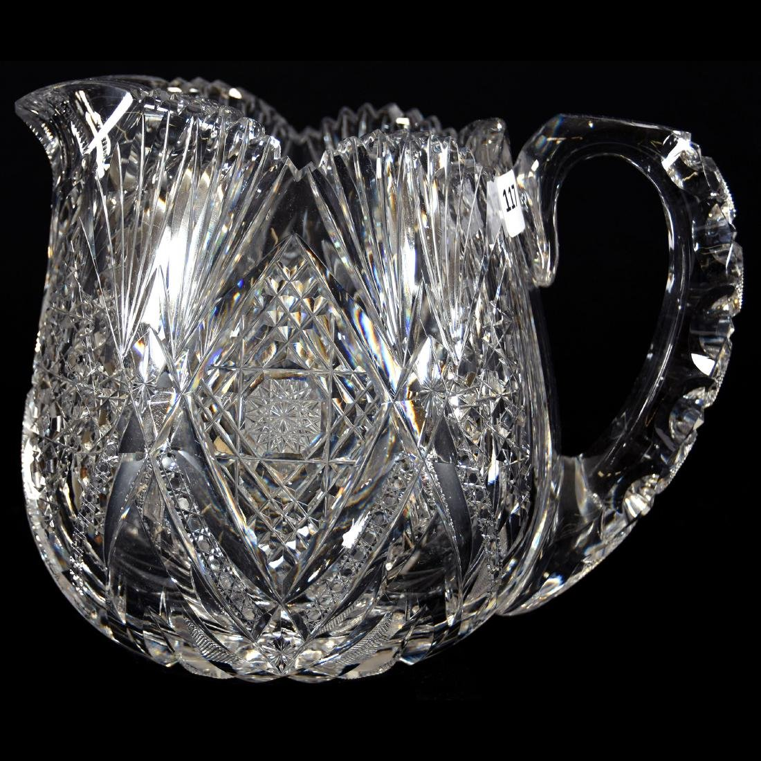 Cider Pitcher, Libbey, Imperial Pattern