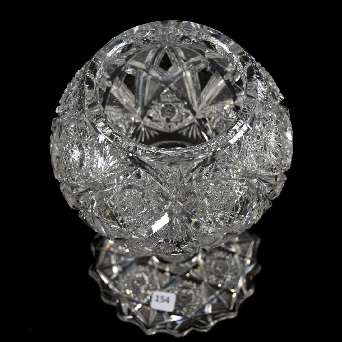 Pedestal Rose-Globe, Hobstar, Kite & Fan - 3