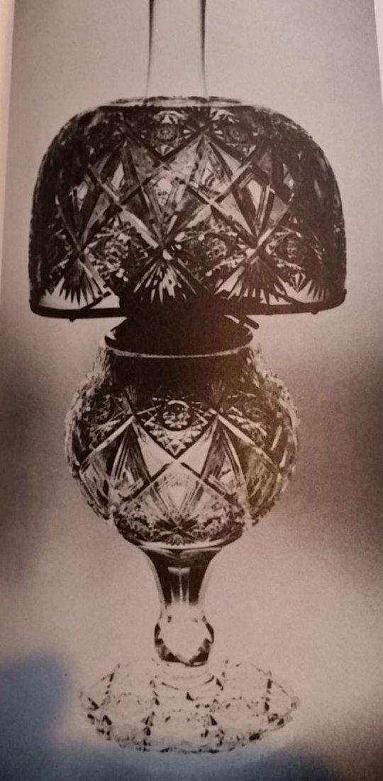 Pedestal Rose-Globe, Hobstar, Kite & Fan - 5