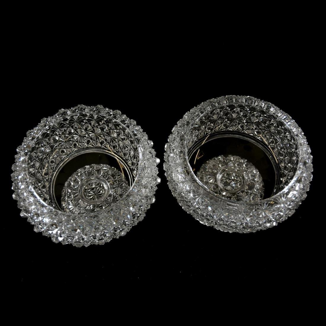 Pair Bowls, Russian Pattern - 3